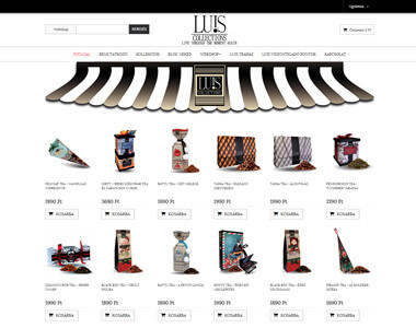 Luis Collections